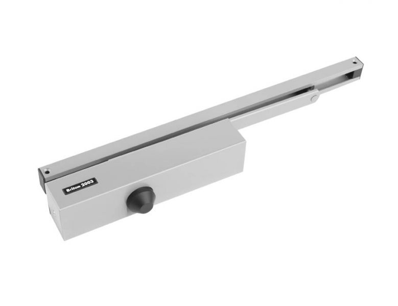 T.SES Track Arm Door Closer | Image 1  sc 1 st  Briton Door Closers & Briton Door Closers 2003.T | Briton Hardware