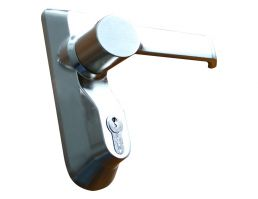 1413/LE.SS - Outside Access Device - Lever w. Euro Profile Cylinder | Image 1
