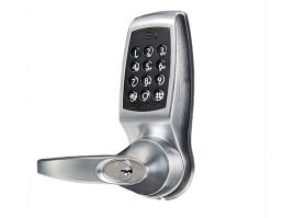 CL4510.BS Smart Lock (Levers) - w. Tubular Mortice Latch | Image 1